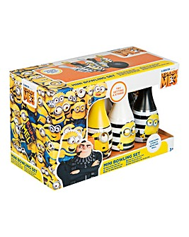 Despicable Me Minions Mini Bowling Set
