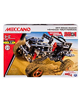 Meccano 25 Model Set- Jeep