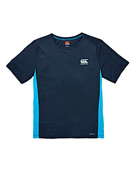 Canterbury Vapodri Superlight Poly Tee R