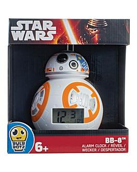 Bulbbotz Star Wars BB8 Clock
