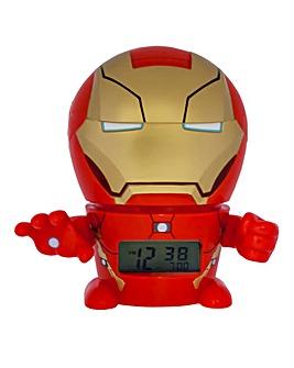 Bulbbotz Marvel Avengers Iron Man Clock