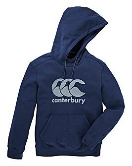Canterbury Core Logo Overhead Hoody