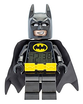 LEGO The Batman Movie Minifigure Clock