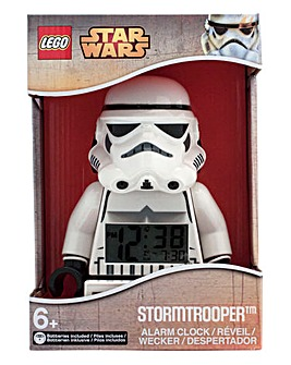 LEGO Star Wars Minifigure Clock