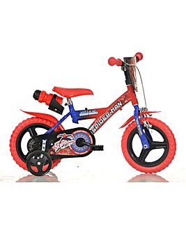 Marvel Spider-Man 12inch Bike
