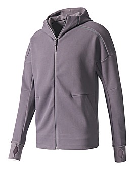 adidas Grey Zone Hoody