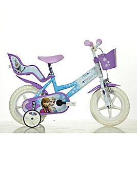 Disney Frozen 12inch Bike