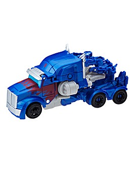 Transformers Changer - Optimus Prime