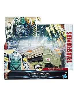Transformers Changer - Autobot Hound