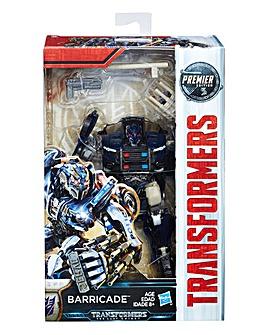 Transformers - Deluxe - Barrricade