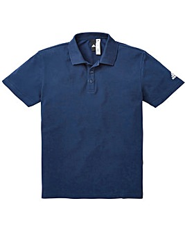 adidas Navy Essentials Base Polo