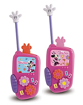 Disney Minnie Walkie Talkie