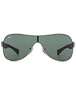 Ray-Ban Wrap Visor Sunglasses