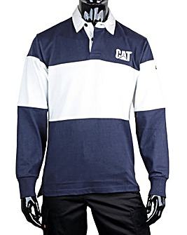 Caterpillar Rugby Shirt