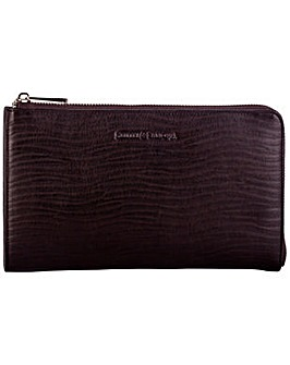Smith & Canova Zip Top Travel Purse