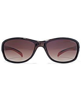 Freedom Polarised Rectangle Sunglasses