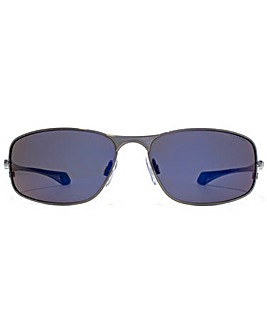 Freedom Polarised Metal Sunglasses
