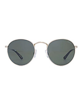 Levis Metal Round Sunglasses
