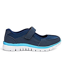 Cushion Walk Mary Jane Trainers