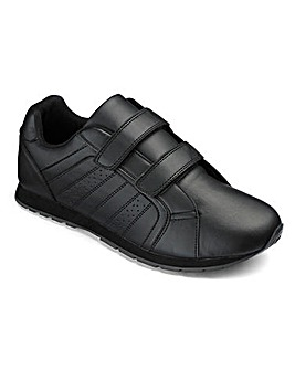 Cushion Walk Velcro Trainers