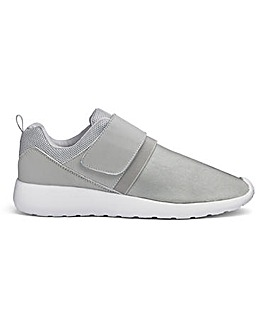Capsule Active Mens Velcro Trainers