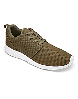 Capsule Active Mens Lace Up Trainers