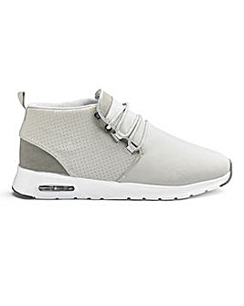 Capsule Active Mens High Top Trainers