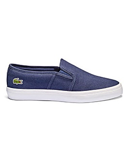 Lacoste Gazon 2 Slip On Trainers