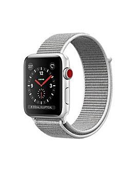 Apple Watch 3 38mm Seashell Sport Band