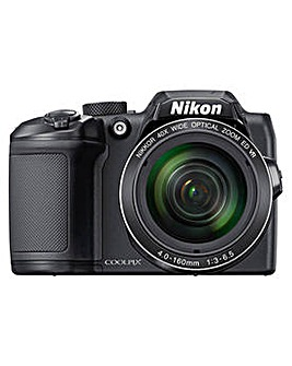 Nikon 16MP 40xZoom Bridge Camera Bundle