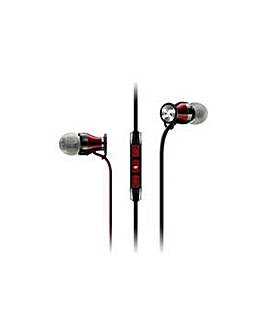 Momentum Ear Canal Headphones for iOS