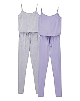 Pretty Secrets Pack of 2 Jumpsuits
