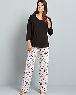 Pretty Secrets Printed Pyjama Set