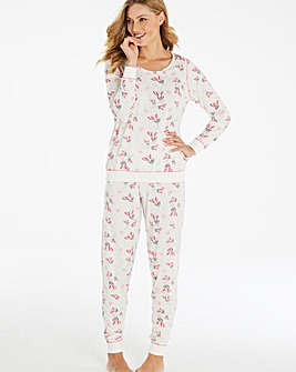 Pretty Secrets Soft Touch Floral Twosie