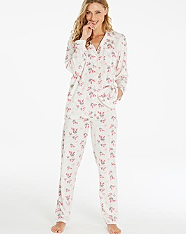 Pretty Secrets Button Through Pyjama