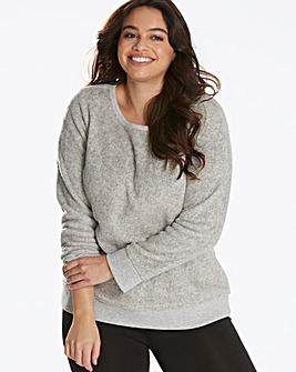 Pretty Secrets Marl Snuggle Jumper