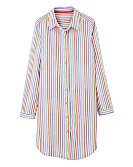 Pretty Secrets Cotton Sleepshirt