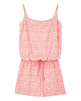 Pretty Secrets Printed Playsuit