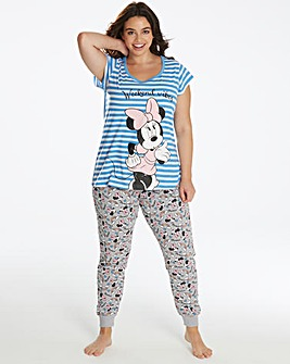 Minnie Mouse Legging Pyjama Set