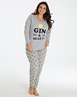 Pretty Secrets Long Sleeve PJ Set