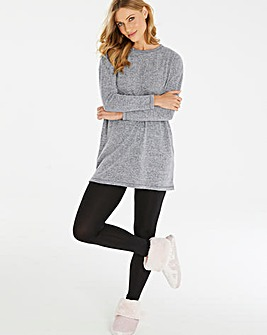 Pretty Secrets Soft Knitted Tunic Set
