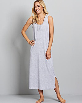 Pretty Secrets Maxi Nightie 48""