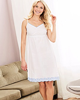 Pretty Secrets Broderie Anglaise Chemise