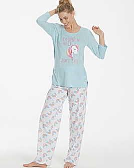 Pretty Secrets Unicorn Pyjama Set