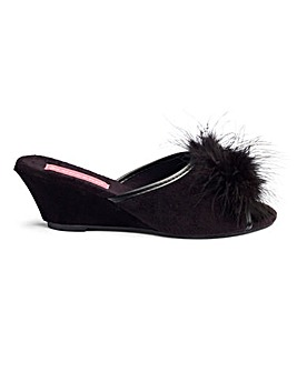 Dunlop Wedge Slippers E Fit