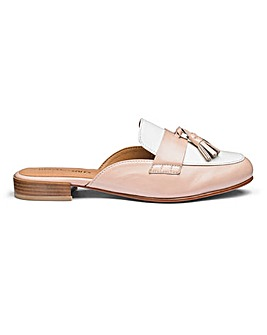 Heavenly Soles Mules E Fit