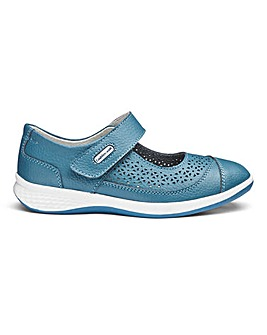 Cushion Walk Leisure Shoes D Fit