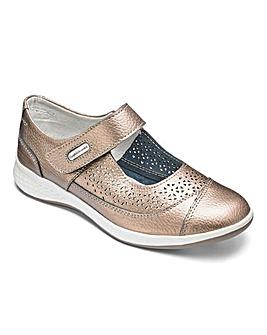 Cushion Walk Leisure Shoes D Fit