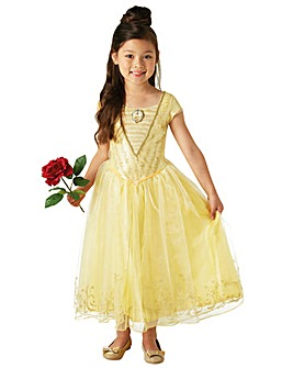 Disney Deluxe Live Action Belle Costume