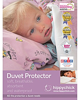 Hippychick Double Duvet Protector
